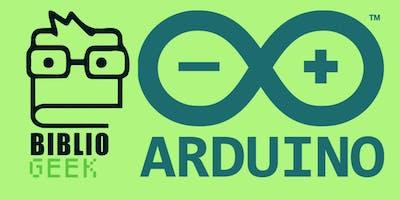 Bibliogeek - Arduino - Tirano