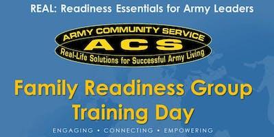 FRG Training Day (HAAF)