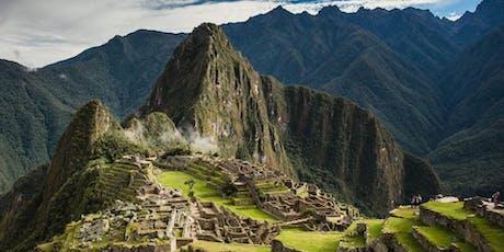 Machu Picchu, The Inca Trail & Rainbow Mountain ingressos