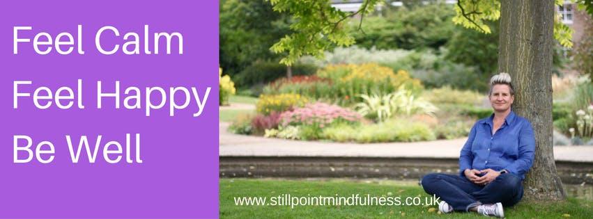8 week Mindfulness Based Stress Reduction course February 2019