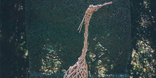 Weave a Willow Heron