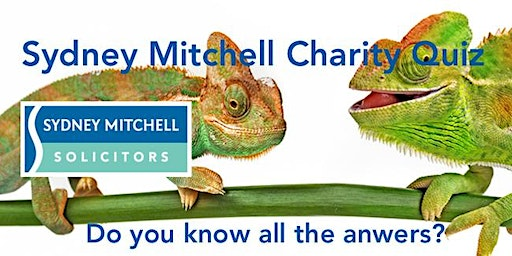 Sydney Mitchell LLP Charity Quiz Night 2020
