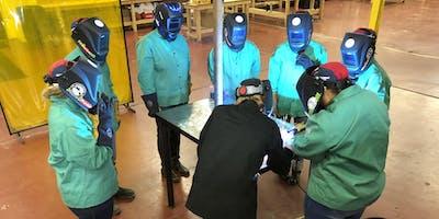 Women Who Weld® Intro to MIG Welding Workshop in St. Louis