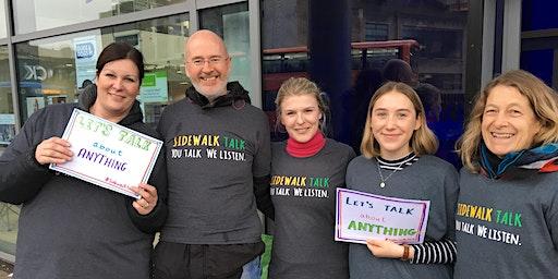 Sidewalk Talk Newcastle, UK