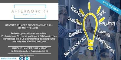 Rentrée 2019 des professionnels RH de Montpellier !