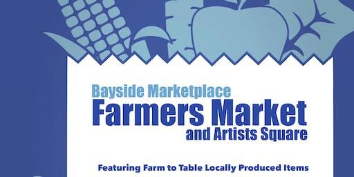 Farmer's Market at Bayside Marketplace