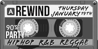 REWIND: 90's Party
