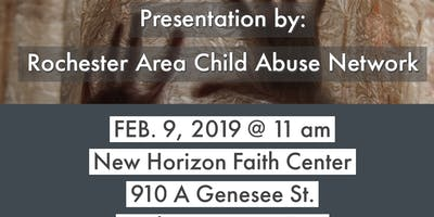 The Church & Community: Responding To Child Sexual Abuse & Domestic Violence