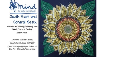 Valentine Mandala Dot Painting Workshop