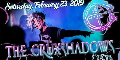 The Crüxshadows at QXT's