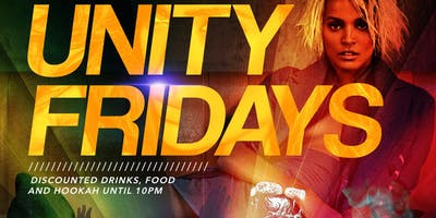 Happy Hr & Late Night #UnityFridays DC