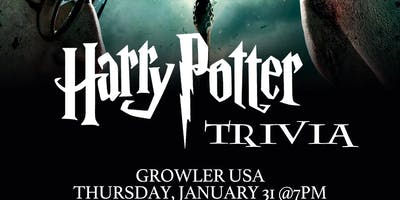 Harry Potter Movie Trivia at Growler USA Highlands Pub