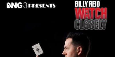 Billy Reid: Watch Closely