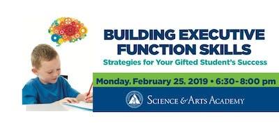 Building Executive Function Skills