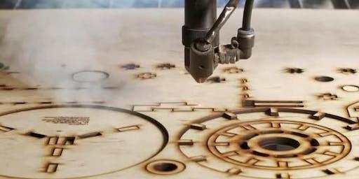 Devenir autonome sur la machine de découpe laser