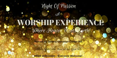Night of Passion - A Worship Experience!