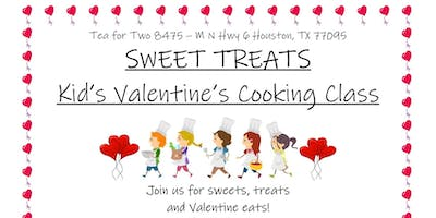 Valentines Kids Cooking Class: Sweets, Treats and Valentine Eats!