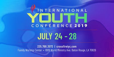 Crossfire International Youth Conference 2019