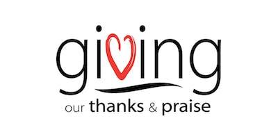 Giving Our Thanks & Praise (Arnprior, Carleton, and Lanark)