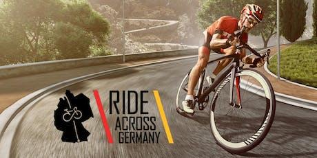 RIDE ACROSS GERMANY 2020 Tickets