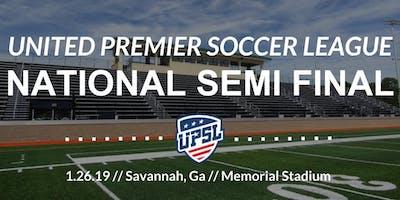 UPSL National Semi Final