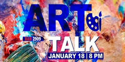 DFW Artists & Vendor Networking Event at BAR 2909
