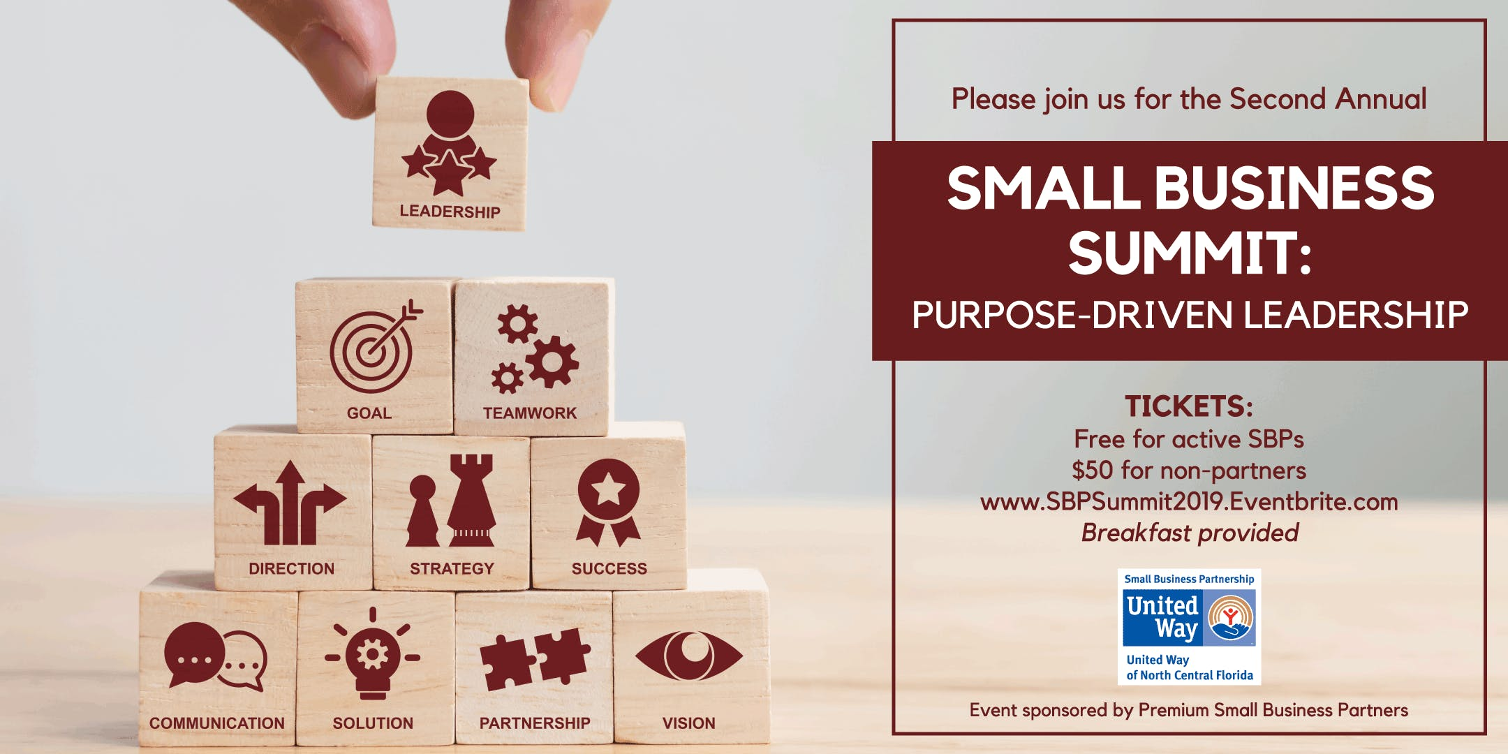 Second Annual Small Business Summit - 21 FEB 2019