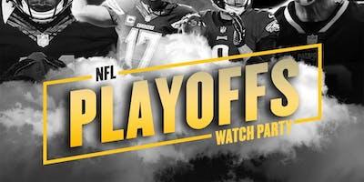 GRYPHON SUNDAYS - NFL PLAYOFFS WATCH PARTY