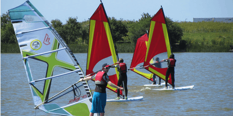 WT02 BCYC Windsurfing Taster Session (3 Hour) - 2019 tickets