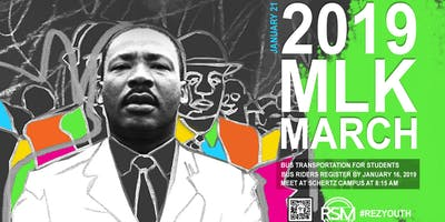 Martin Luther King Jr. March