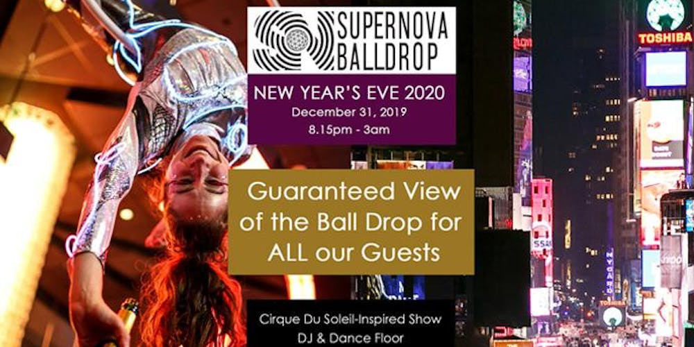 Times Square New Years Eve 2020 New Year's Eve 2020 with a GUARANTEED direct view of the Ball Drop