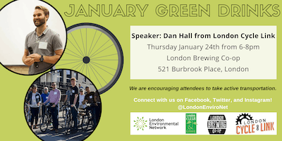 Green Drinks - feat. London Cycle Link