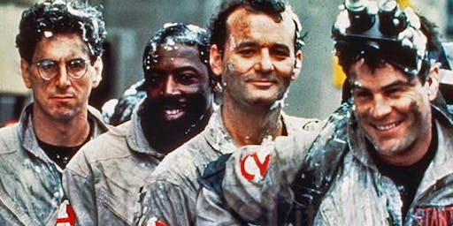 Ghostbusters - 35th Anniversary Movie Presentation