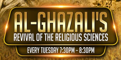 Al Ghazali Revival Religious Sciences