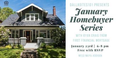 January Homebuyer Series