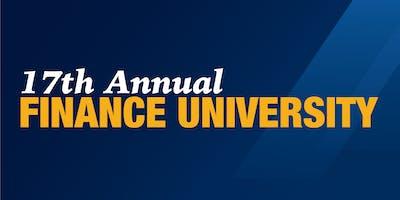 Finance University