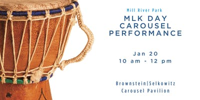 Martin Luther King, Jr. Day Carousel Performance