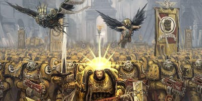 Ordo Malleus Warhammer 40k Tournament #3