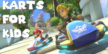 Karts for Kids - A Mario Kart Tournament for Charity brought to you by Stanton IP Law tickets