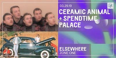 Ceramic Animal, Spendtime Palace @ Elsewhere (Zone One)