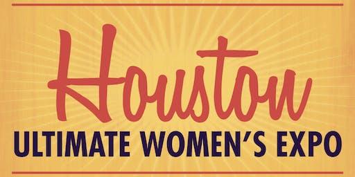 Houston Ultimate Women's Expo September 14-15, 2019