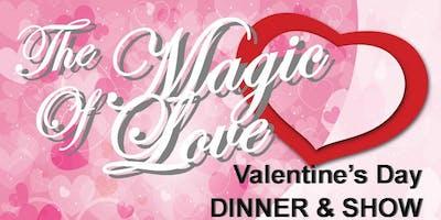 Magic of Love - Dinner & Show
