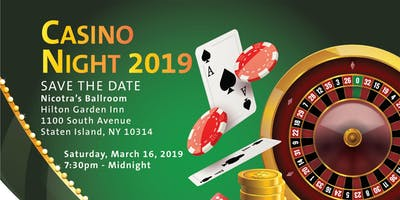 Maffeo Foundation Casino Night 2019
