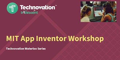 Technovation: MIT App Inventor Workshop