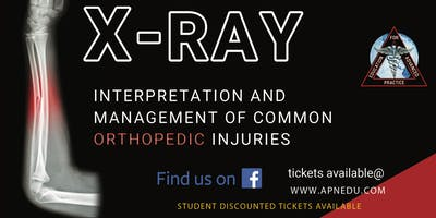 X-ray Interpretation and Management of Common Orthopedic Problems
