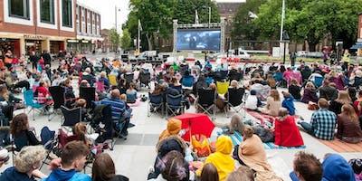 Outdoor Cinema - Worcester, UK