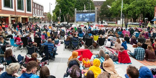 Outdoor Cinema - Worcester, UK