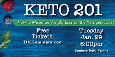 KETO 201: How to Maximize Weight Loss on the Ketogenic Diet