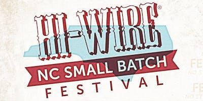 NC Small Batch Festival