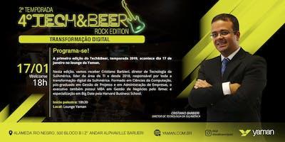 2º Temporada - 4º Tech&Beer Yaman